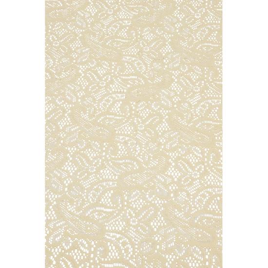 Beige tafelloper 150 x 40 cm (bron: Oranjediscounter)