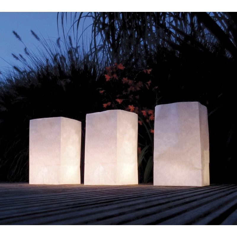 Candle Bags set  26 cm (bron: Oranjediscounter)