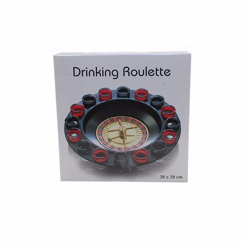 Drank roulette spelltjes