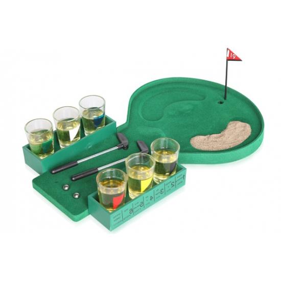 Drankspelletje mini golf