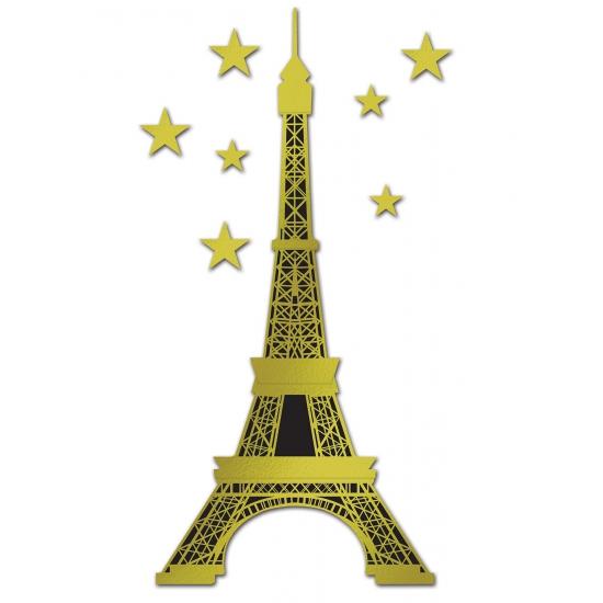 Eiffeltoren muurposter 150 cm
