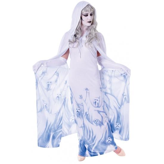 Geesten jurk voor dames (bron: Oranjediscounter)