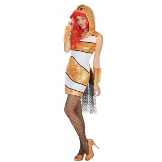 Goudvissen Carnavalskleding dames