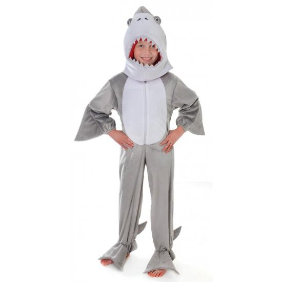 Haaienpak voor kids verkleedkleding