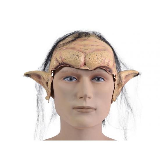 Half elfen masker (bron: Oranjediscounter)