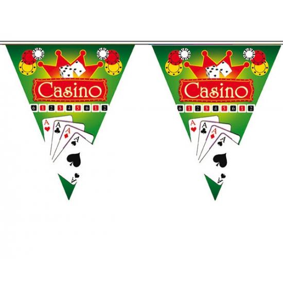 Hollywood thema vlaggenlijn Casino (bron: Oranjediscounter)