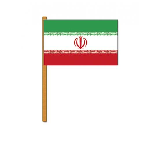 Iran zwaaivlaggetjes (bron: Oranjediscounter)