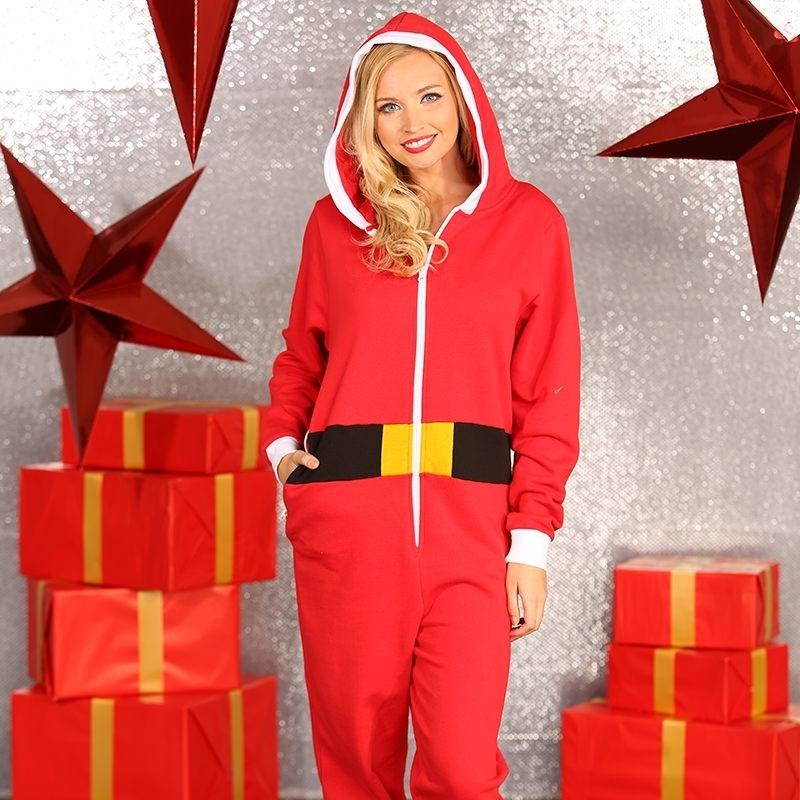 Kerst all-in-one pak voor vrouwen (bron: Oranjediscounter)