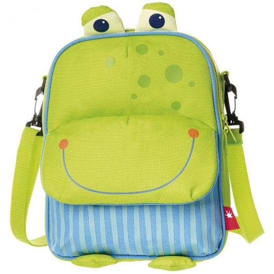 Kikker schooltas voor kids
