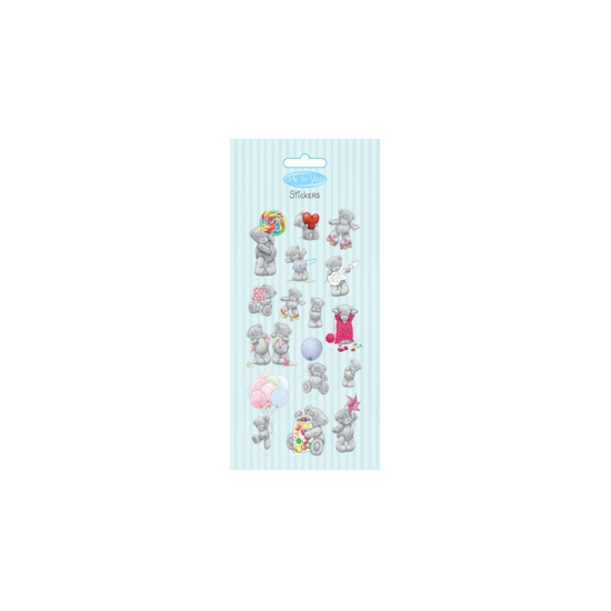 Kinder stickers Me To You beren
