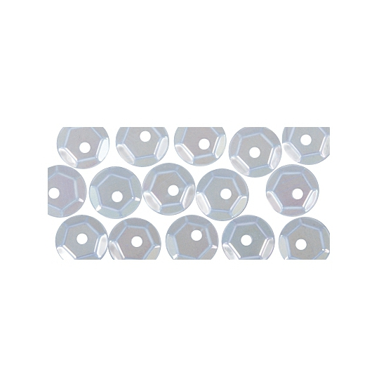 Kristalen pailletten 500 stuks (bron: Oranjediscounter)