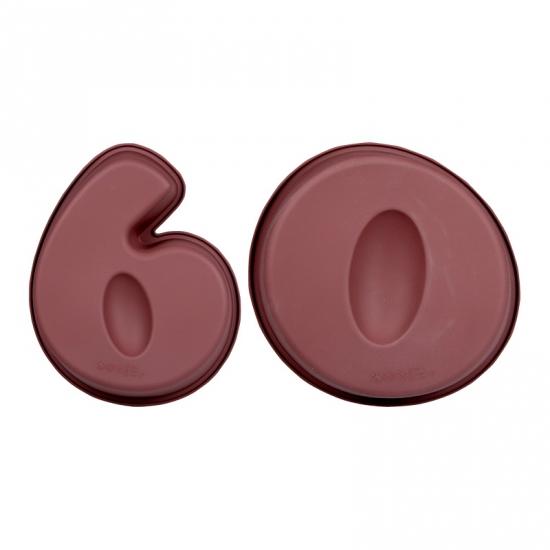 Leeftijd cake vormen 60 (bron: Oranjediscounter)