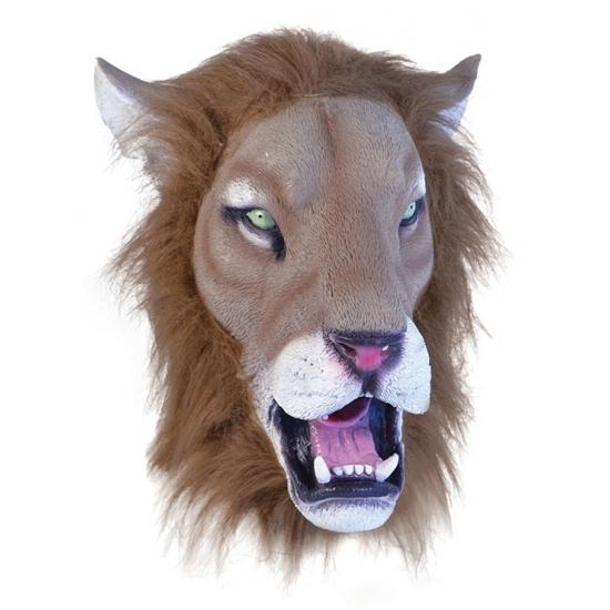 Leeuw masker voor volwassenen