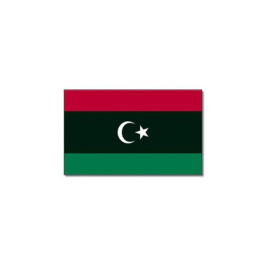 Libische vlag koningrijk 90x150 cm