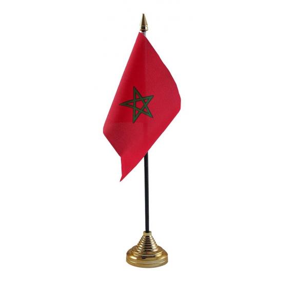 Marokko tafelvlaggetje