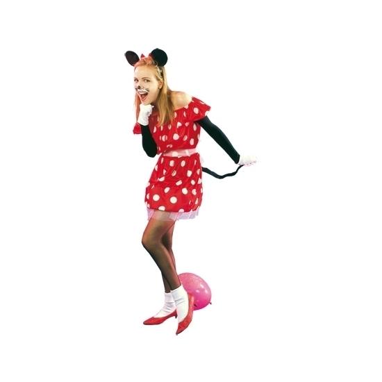 Minie muizen kostuum voor dames