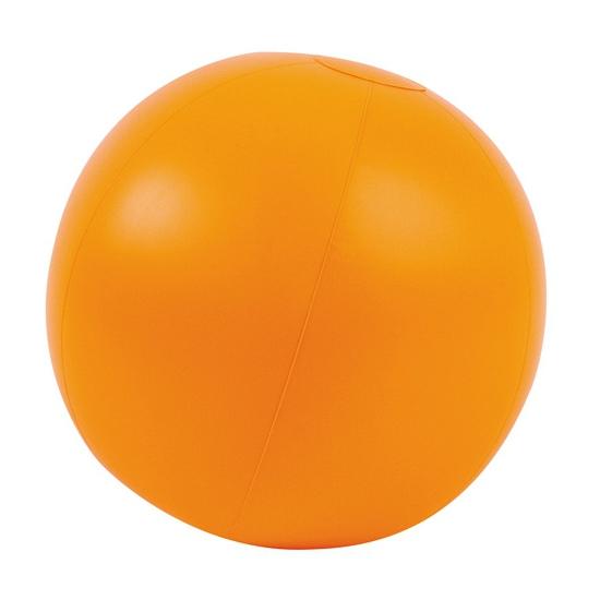Oranje standbal (bron: Oranjediscounter)