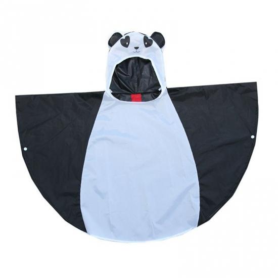 Panda poncho 52 cm