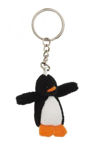 Pinguin sleutelhangertje 6 cm (bron: Oranjediscounter)