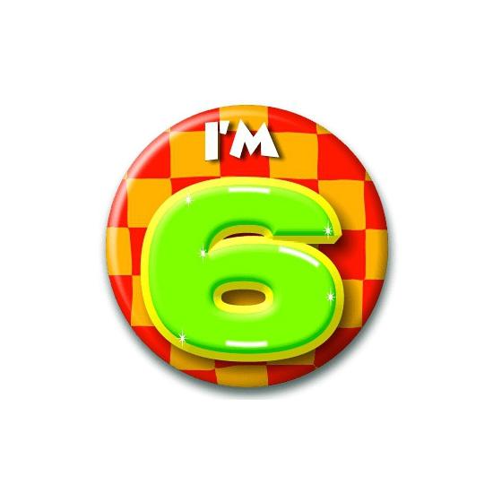 Speldje I am 6