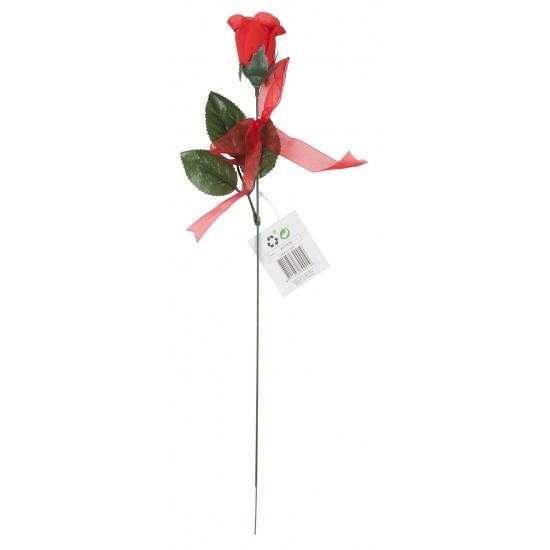 Super voordelige rode roos 45 cm