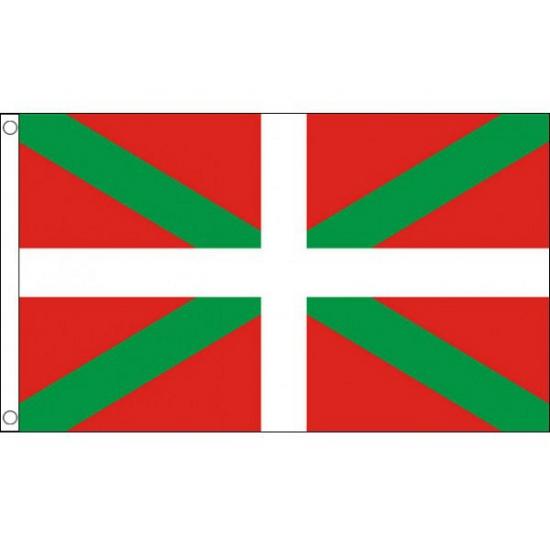 Vlag Baskenland 90 x 150 cm