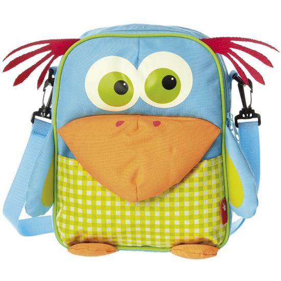 Vogel schooltas voor kids