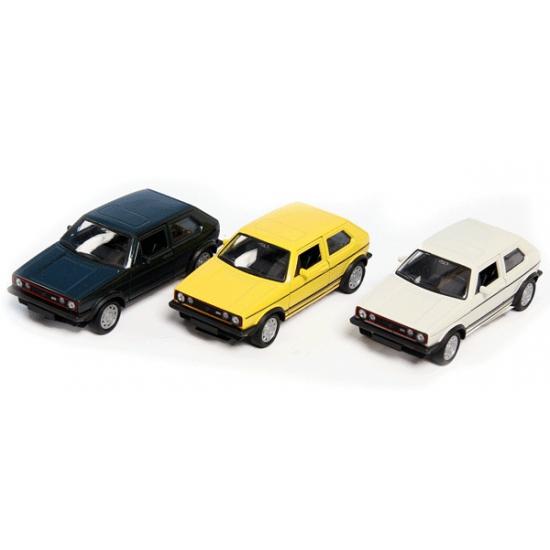Volkswagen Golf I GTI (bron: Oranjediscounter)