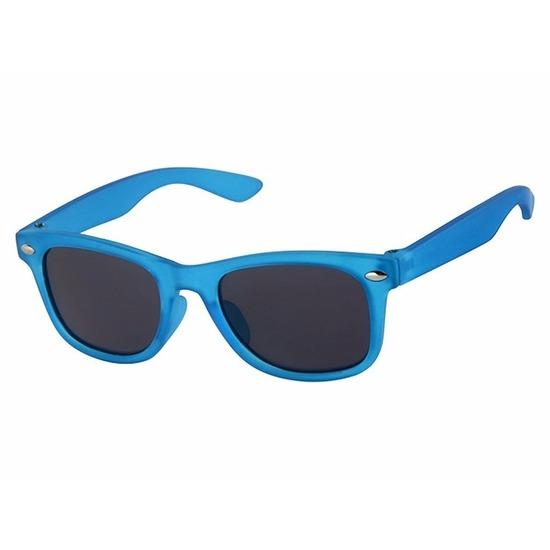 Voordelige blauwe jongens zonnebril 1 2 jaar