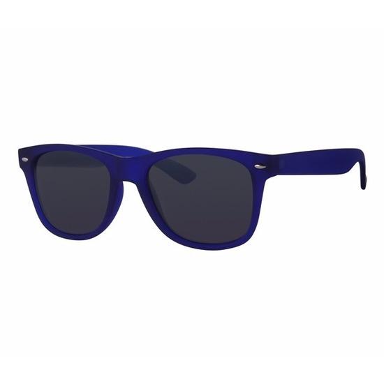 Voordelige donkerblauwe zonnebrillen voor kinderen