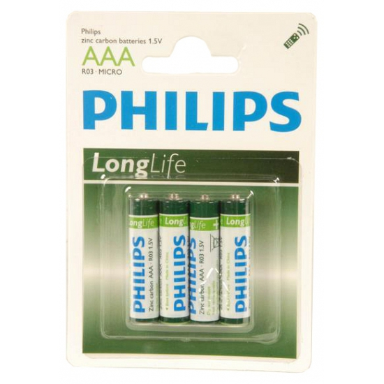 Voordelige Penlite Philips AAA