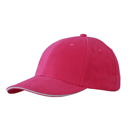 Voordelige roze baseball pet