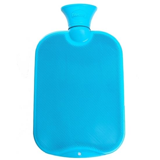 Warmtekruik turquoise 2 liter