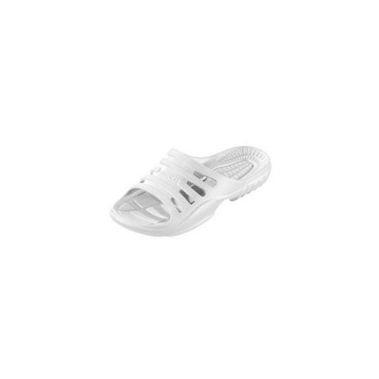 Witte strand slippers voor heren