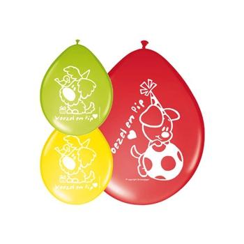 Woezel en Pip ballonnen 27 cm