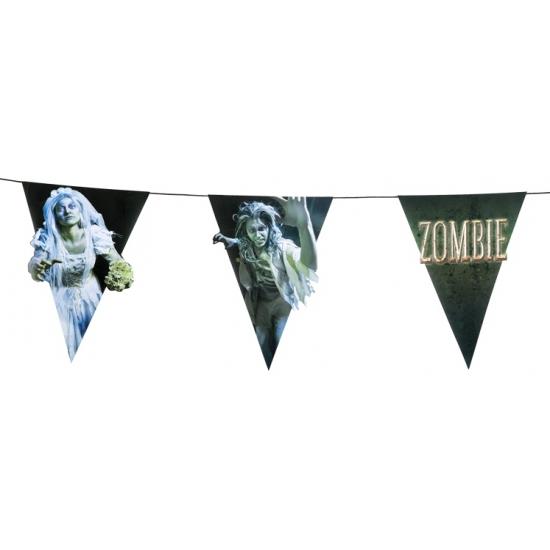Zombie horror slingers 4 meter