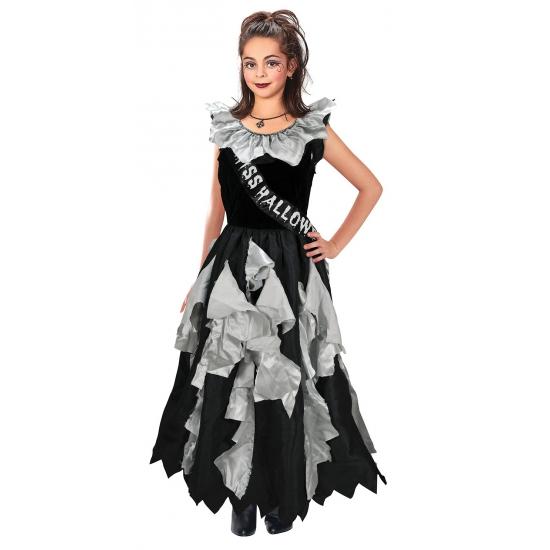 Zombie jurk voor meisjes (bron: Oranjediscounter)