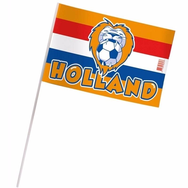 Zwaaivlaggetje Holland