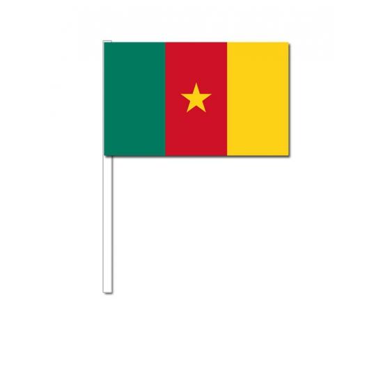 Zwaaivlaggetjes Kameroen