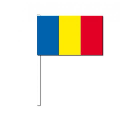 Zwaaivlaggetjes Roemenie (bron: Oranjediscounter)
