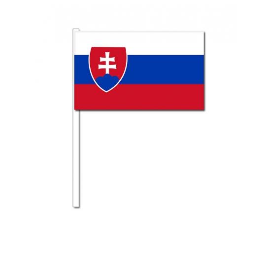 Zwaaivlaggetjes Slowakije