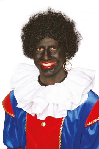 Zwarte Pieten pruik