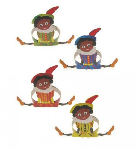 Zwarte Pietjes hoofdband