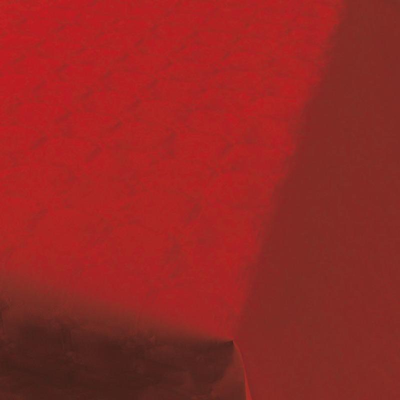 2x Bordeauxrode thema versiering papieren tafelkleed 800 x 118 cm
