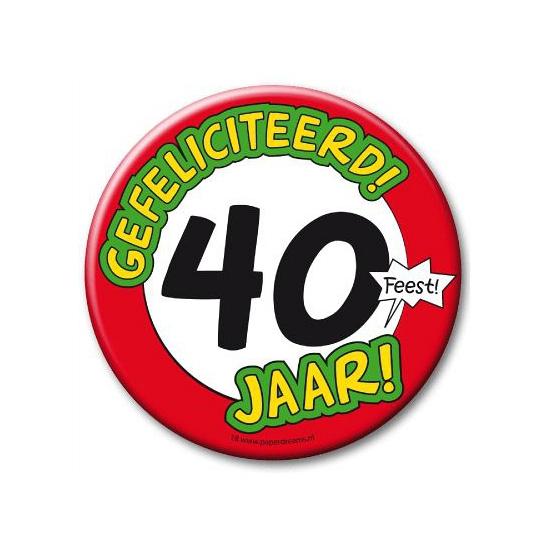 40 Jaar Verjaardag Tafel Decoratie Zoek Feestartikelen In 36