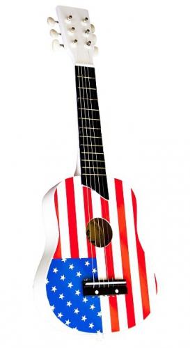 Amerika gitaar voor kinderen