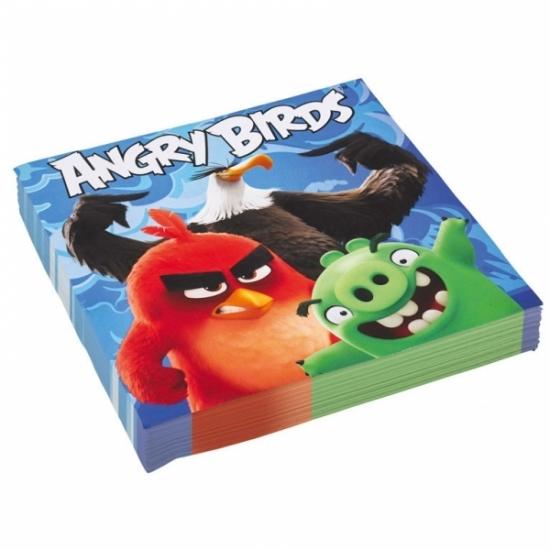 Angry Birds feest servetten 20 x