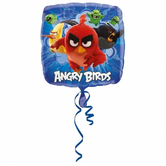 Angry Birds folie ballon 43 cm