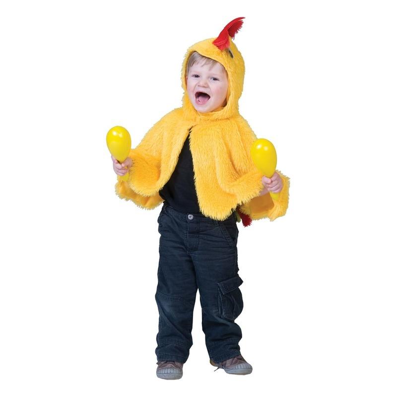 Baby-peuter kippen-hanen verkleedpakje