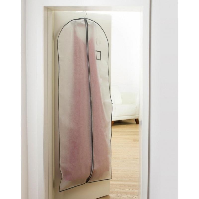 Beschermhoes voor kleding dooschijnend 170 cm